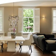 Blend window fashion – shutters